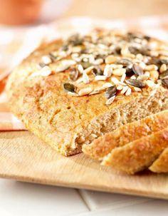 Helppo kauraleseleipä | Leivät ja sämpylät | Pirkka