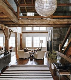 15 Contemporary Transformed Barn Homes  (13)