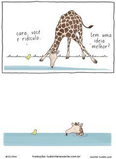 28 ilustrações divertidas de animais