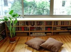 42 against the natural storage of small apartment decorating design!