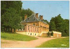 Frankreich - GRANDPRE - Château de la Noue le Coq -