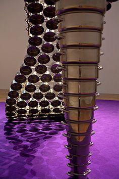 Instalation By Joana Vasconcelos #portuguese artist