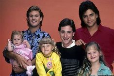 Full House cast. Full House Cast, Newest Tv Shows, Prime Time, Old Things, It Cast, Couple Photos, Couples, Life, Google Search