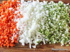 Receta de Salsa bolognesa deliciosa - Fácil - 5 pasos