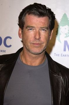 """Pierce Brosnan - I used to enjoy seeing him in Remington Steele ages ago, but my favorite of all of his works is """"The Thomas Crowne Affair"""" - LOVE that film!"""