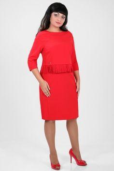 МАГИЯ Моды 1002 Платье Cold Shoulder Dress, Dresses For Work, Fashion, Moda, Fashion Styles, Fasion