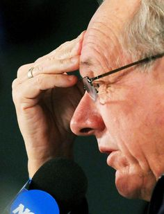 Syracuse coach Jim Boeheim is 'the perfect man for this imperfect season,' says ESPN writer