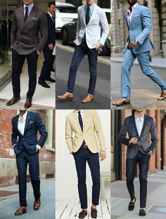 Men's Attire - Men's Fashion #MichaelLouis