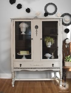 GF Chalk Style China Cabinet Review