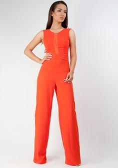Smart Casual, Lady, Jumpsuit, Dresses, Fashion, Catsuit, Monkeys, Fashion Styles, Jumpsuits