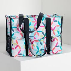 Kaleidoscope Dreams Trendy Diaper Bags, Organizing Utility Tote, Thirty One Gifts, Best Bags, Travel Bags, Pouch, Monogram, Tote Bag, Dreams