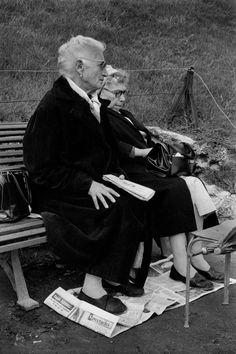 Henri Cartier-Bresson - Munich. 1961.