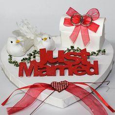 Sie sind zur Hochzeit eingeladen und das Brautpaar wünscht sich Geld? Dann verschenken Sie das Geld nicht einfach nur in einen Briefumschlag, sondern stilvoll mit diesem Geschenk. dieses...