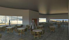 College Cafeteria