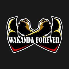 Wakanda Forever by darian_robbins