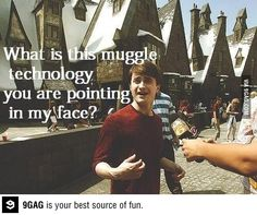 you gotta love Daniel Radcliffe!