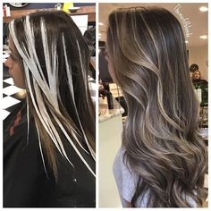 145 the famous trendy hair balayage medium highlights tips on page 19 - All For Hair Color Trending Balayage Brunette, Hair Color Balayage, Brunette Hair, Bayalage, Black Balayage, Honey Balayage, Brunette Color, Hair Colour, Cabelo Ombre Hair
