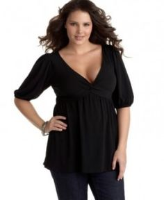 We are real plus size women supplying affordable and trendy plus size clothing.