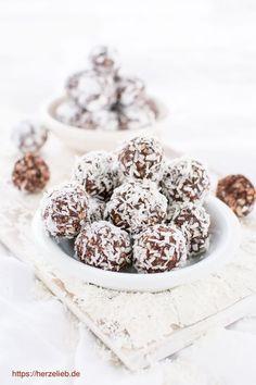 danish oatmeal balls