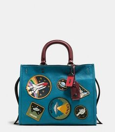 Coach's new limited-edition collection is out of this world.