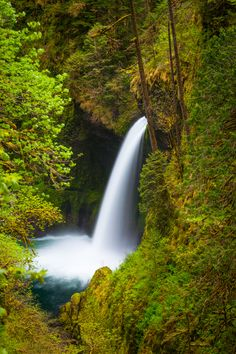 Metlako Falls, Oregon #USA