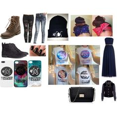What Bella bought in Chapter 3 of Taken Freedom(Ashton Irwin Fanfic)