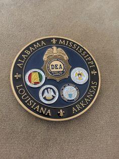 DEA New Orleans FD