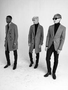 Tom Ford. #blackandwhite #mensoutfit #fashion #menswear #malemodel #mensoutfit #barney-barrett #barneybarrett