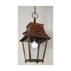 Lanterne à suspendre Le Croisic Bottle Opener, Barware, Clock, Lighting, Antiques, Wall, Home Decor, Electric Lantern, Wrought Iron