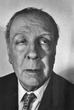 Borges todo el año: Jorge Luis Borges: Todos los ayeres, un sueño - Foto: Borges en Ciudad de México (1973) por Pedro Meyer
