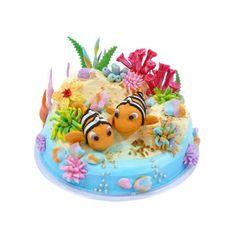 Nemo Under The Sea Cake