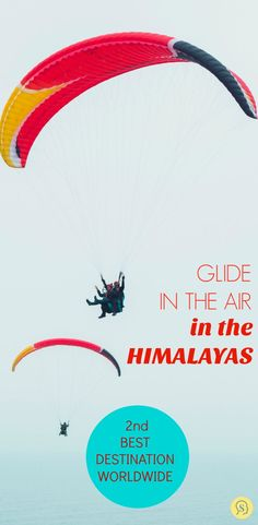 Paragliding flight in Bir Billing is really exciting; which rose in its rank as Paragliding destination after International Paragliding competition in Bali Travel, India Travel, Weather In India, Bucket List Before I Die, Backpacking India, Plan My Trip, India Culture, Cheap Holiday, Visit India