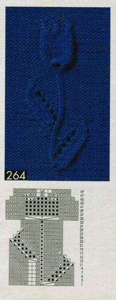 Knitting Inspiration Kids Ideas For 2019 Lace Knitting Patterns, Knitting Stiches, Knitting Charts, Lace Patterns, Loom Knitting, Knitting Designs, Knitting Projects, Crochet Stitches, Stitch Patterns