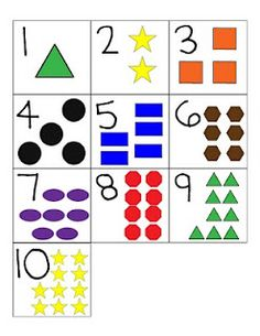 Counting/Colours