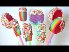 Кейк Попсы / Cake Pops Мастер Класс. Рецепт пошагово! - YouTube