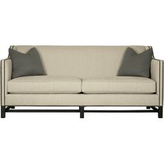 Sofa | Bernhardt ❤ liked on Polyvore featuring home, furniture, sofas, bernhardt couch, bernhardt, bernhardt sofa and bernhardt furniture