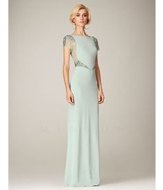 {love the seam detail and embellishment} 1920's Formal Dresses- Cocktail, Party and Evening Wear