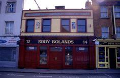 Rody Bolands, Dublin Irish pub Best bars in Dublin