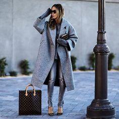 @lolariostyle #streetstyle #fashionblogger #ootd #instafashion #leopard #pumps #coat #fashion #louisvuitton #louisvuittonbag #style #streetfashion