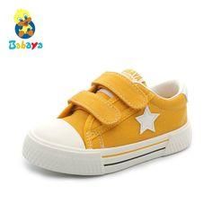 acheter 2018 Printemps Nouveau Enfants Toile Chaussures Pour Filles baskets Mode Enfants chaussures Garçons Occasionnels Chaussures de Haute Qualité Respirant