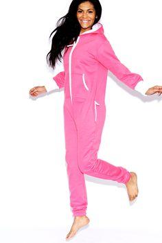 Get your pink onesie >> boohoo.com