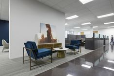 LPA has designed the new offices of fashion retailer Wet Seal located in Irvine, California.