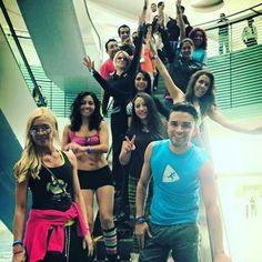 IHRSA 2015 Mercado Fitness México #kangoojumps #saltasaludable