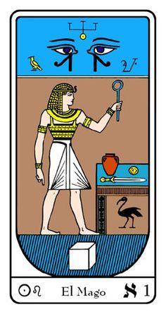 Image result for samael aun weor tarot Tarot Significado, The Magician Tarot, Spiritual Symbols, I Ching, Daily Tarot, Magic Cards, Major Arcana, Egyptian Art, Tarot Decks