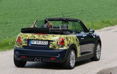 Another thing that makes the MINI Convertible special is the range of options available. Description from autoevolution.com. I searched for this on bing.com/images