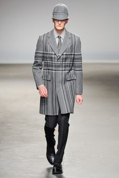 E. Tautz Fall 2013 Menswear Fashion Show