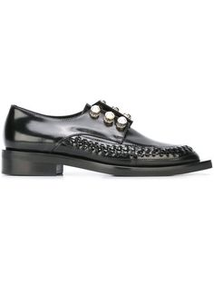 ea5b7a343e0 COLIAC  Rugby  Pearl-Embellished Derby Shoes.  coliac  shoes  shoes