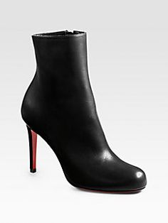 Christian Louboutin - Simple 100 Ankle Boots