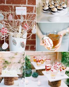 Christmas wedding ideas. Follow #Labola.co.za for more great tips and trends on Christmas wedding wonderlands. #LabolaLovesChristmas