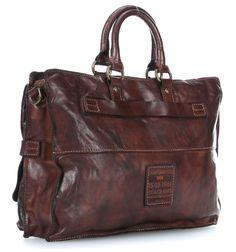 Campomaggi Noce Uomo Handbag C3504VL-1701